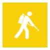 exterminator checklist icon